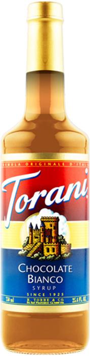 Torani White Chocolate