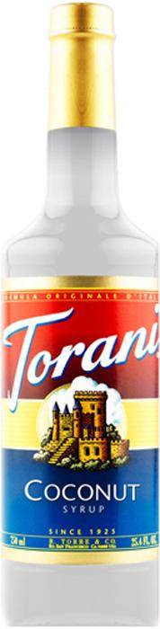 Torani Coconut