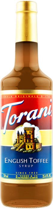 Torani English Toffee