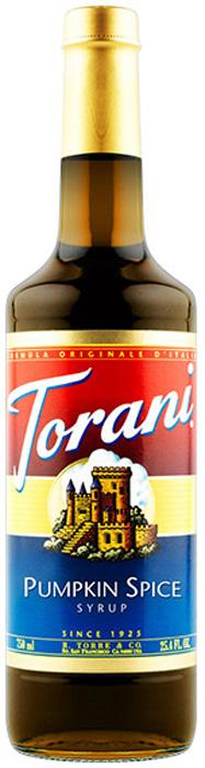Torani Pumpkin Spice