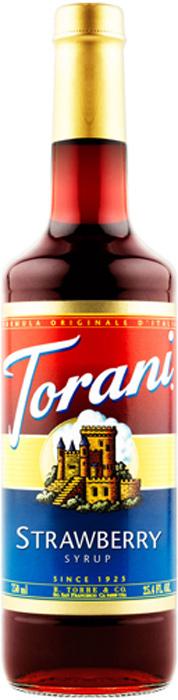 Torani Strawberry