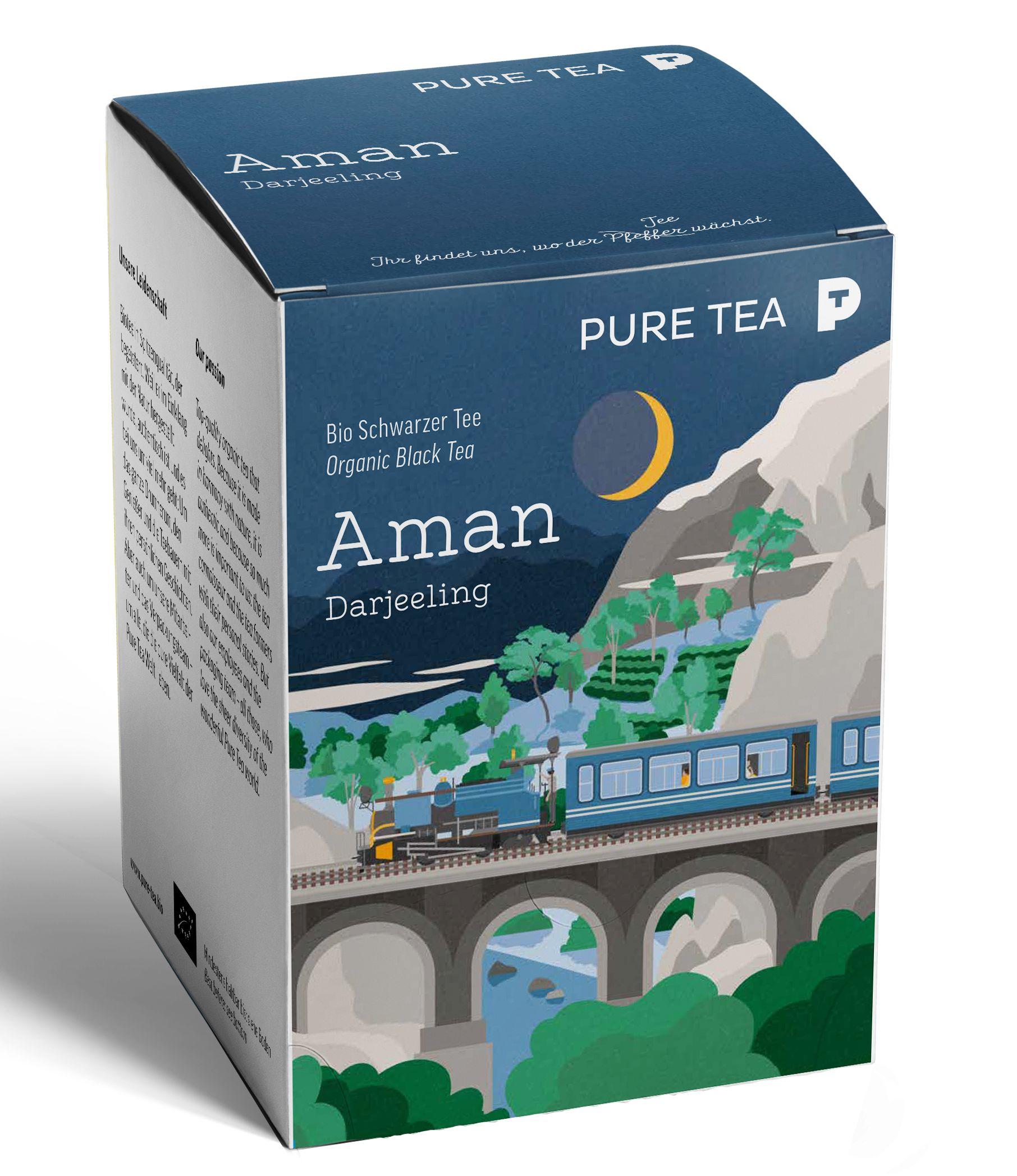 Bio Puretea Pyra Darjeeling Aman