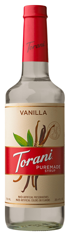 Torani-puremade-vanille