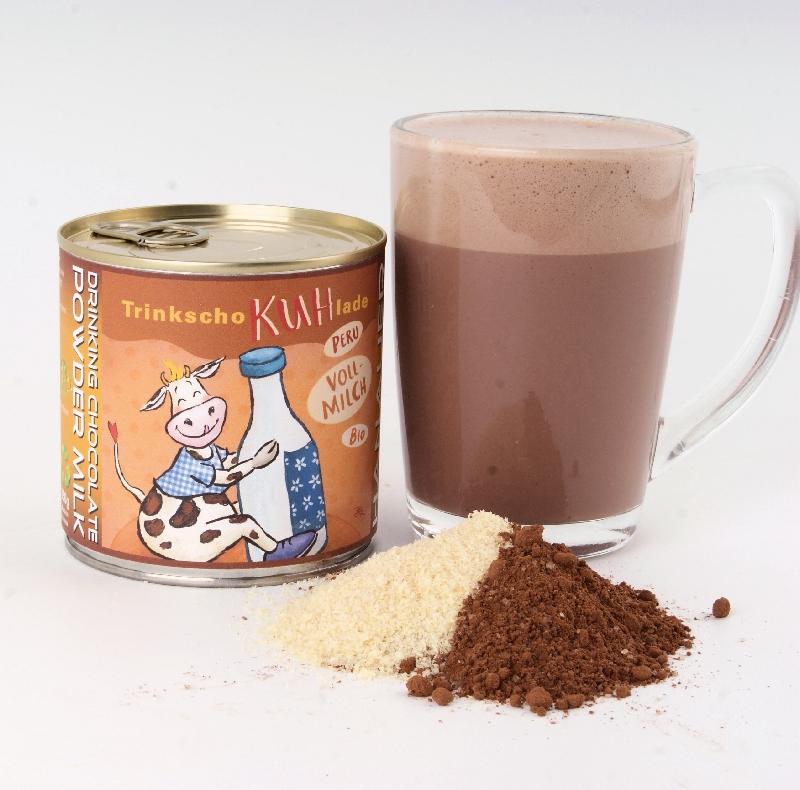 Bio Trink SchoKUHlade Milch