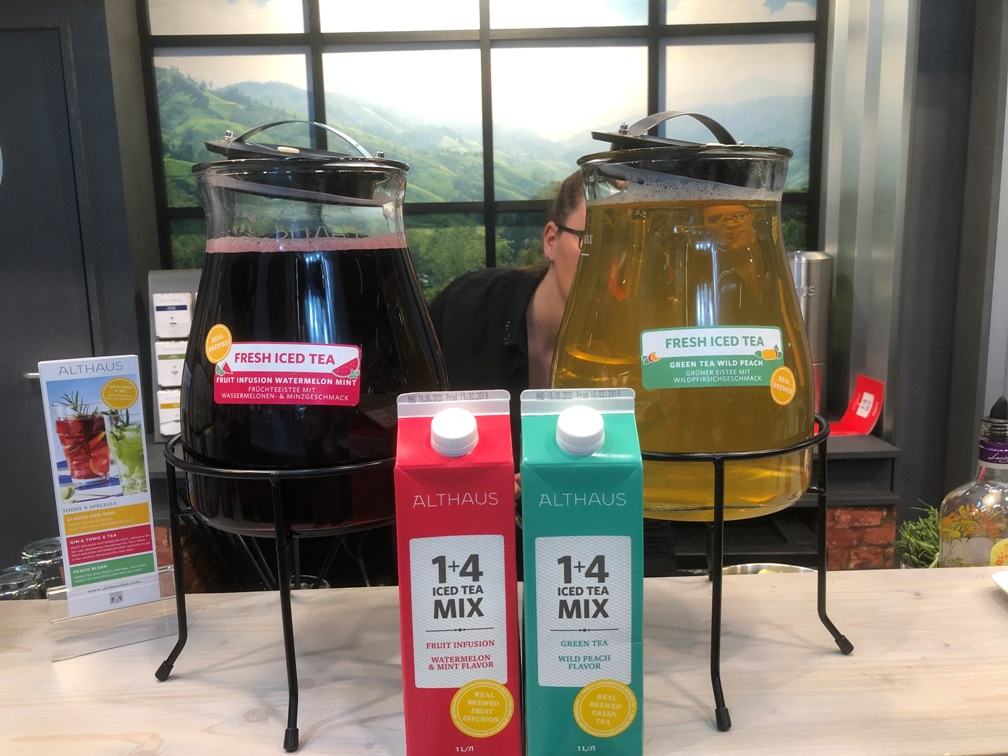 Althaus 1 plus 4 Iced Tea Mix