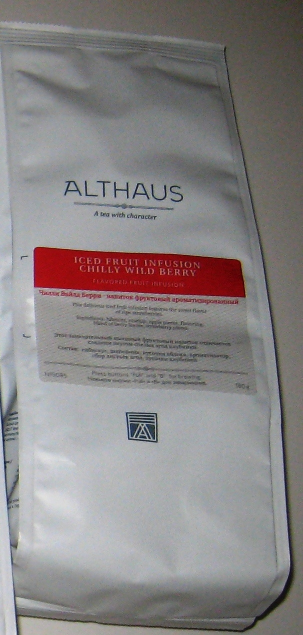 Althaus Iced Teas