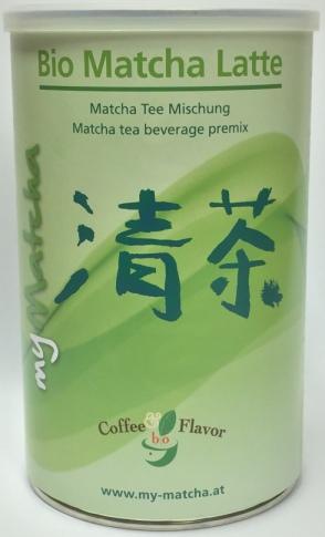 Matcha Mix f�r Matcha Latte