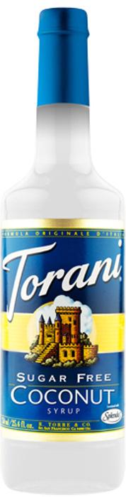 Torani Coconut SF