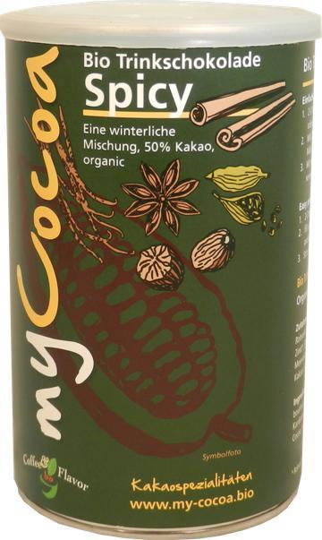 Bio MyCocoa Spicy
