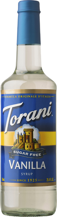 Torani Vanille SF