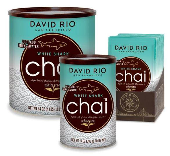 White Shark Chai von David Rio